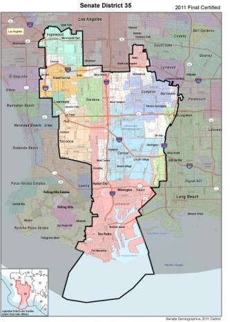 Senate District 35